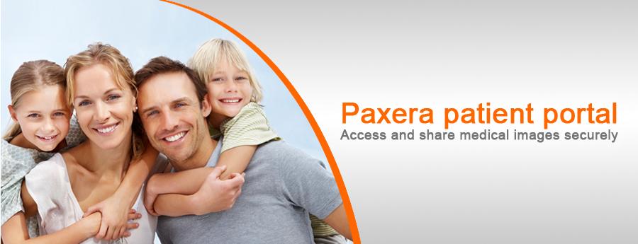 Paxera Patient Portal