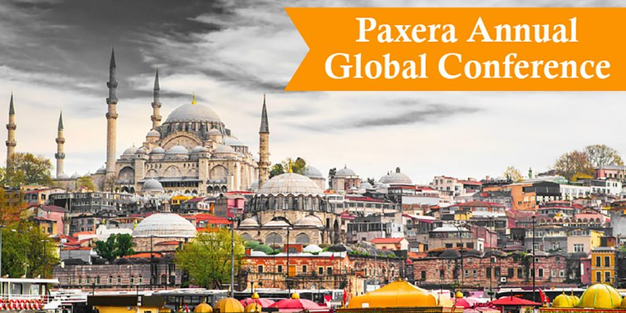 PaxeraHealth's Annual Global Conference in Istanbul