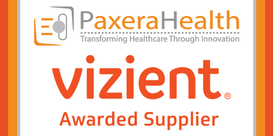 PaxeraHealth awarded a supplier agreement with Vizient