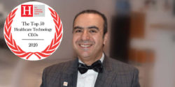 Dr. Mohamed Shoura Named One of the Top 50 Healthcare Technology CEOs of 2020
